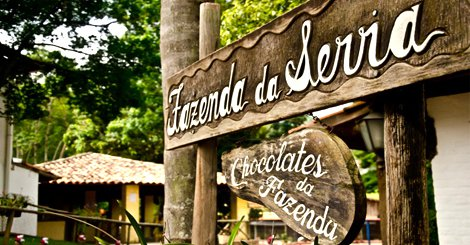 FAZENDA CHOCOLATE